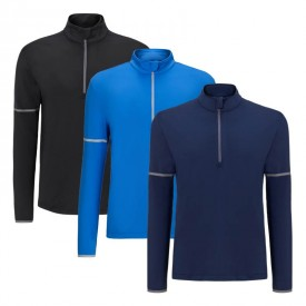 Callaway 1/4 Zip Mid Layer Tops